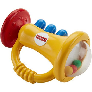 Fisher-Price Teethe 'n Rattle Trumpet