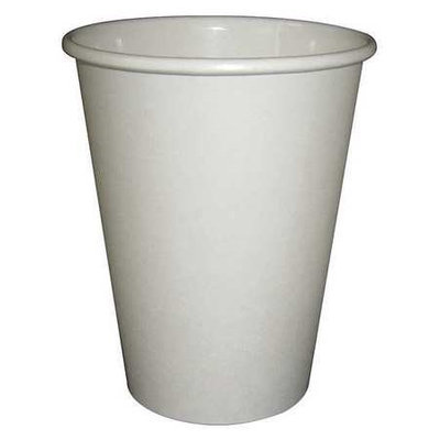 Perfectouch 8 oz Disposable Hot Cup (Paper, White) [PK/1000]. Model: 5338W