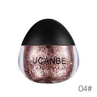 Lookatool Makeup Glitter Eyeshadow Shimmer Pigment Loose Powder Beauty Makeup Eye Shadow