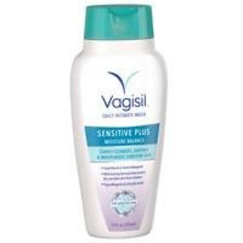 Vagisil Odor Block Daily Intimate Vaginal Wash 12 oz (Pack of 2)