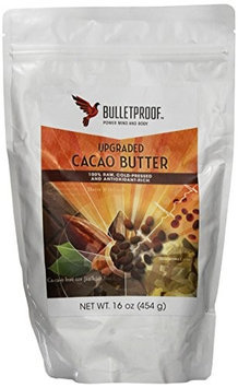 Bulletproof Upgraded Cacao Butter (Raw & Organic) - 454g