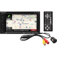 Boss Audio BVNV9378RC Automobile Audio/Video GPS Navigation System - In-dash - 6.5 - Touchscreen - Audio Player, CD/DVD Player - SD - Bluetooth - USB - Preloaded Maps