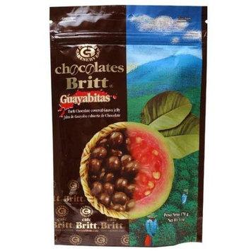 Dark Chocolate Covered Guava