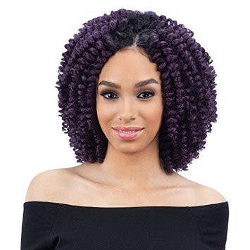 SWIRLY WAND CURL (OT30) - Milkway Que Human Hair Mix Weave Extensions