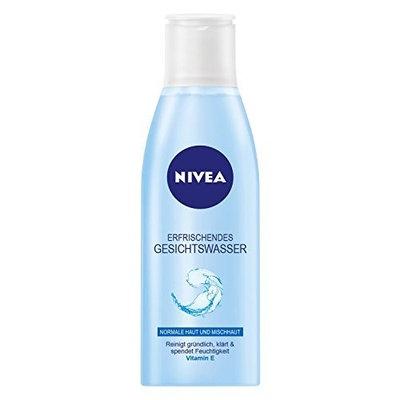 Nivea Toner for Normal/Combination Skin (Erfrischendes Gesichtswasser) 200ml toner by Nivea