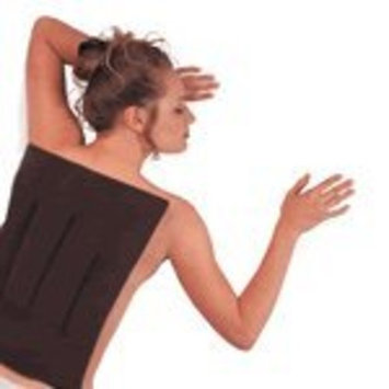BodySense Hot and Cold Aromatherapy Extra Large Back Pack