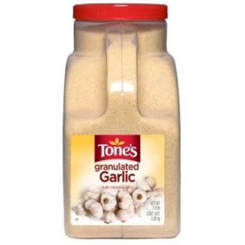 Tone's Granulated Garlic - 7.25 lb. bottle