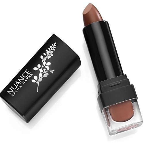 Nuance Salma Hayek True Color Moisture Rich Lipstick - #672808 Mystical Mauve