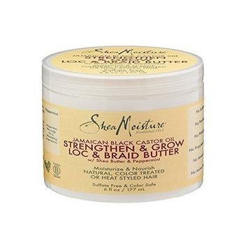 Strengthen Grow & Restore Loc & Braid Butter by Shea Moisture