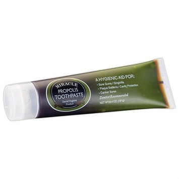 Holocuren Oral Hygienic Propolis All natural Toothpaste - Even For Denture Wearers