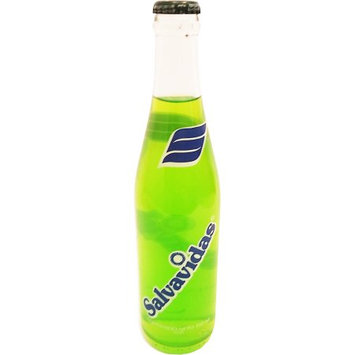 Sodas Guatemala Salvavidas Lime Drink 12 oz (Pack of 6)