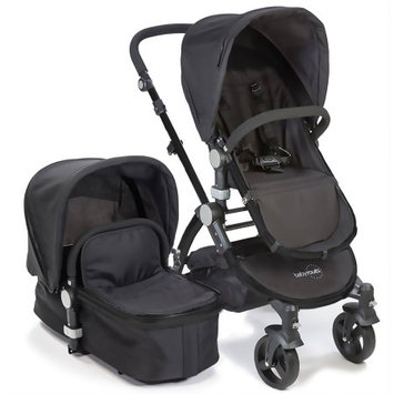 Baby Roues Canvas Collection Black Frame Baby le Tour II In Black