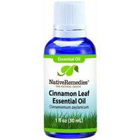 Aswechange NativeRemedies Cinnamon Leaf Essential Oil 30mL, 30 mL