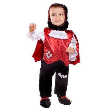 Dress Up America 490-6-12 Baby Vampire - 6-12 Months