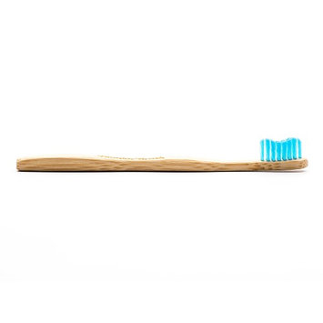 Humble Brush Kids Toothbrush, Blue, Ultra Soft