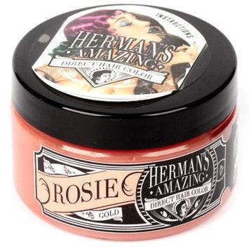 Herman's Amazing Vegan Semi-Permanent Direct Hair Color Dye (4oz) Rosie G