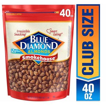 Blue Diamond Almonds Smokehouse, 40 Ounce