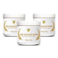 Cream for fat burning - ANTI-CELLULITE CREAM - Cellulite cream for stomach - 3 Jars(12oz)