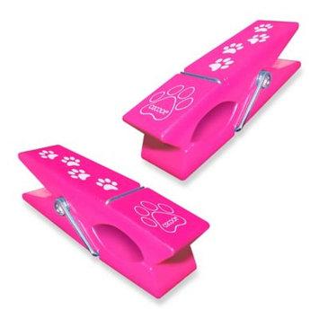 Boca Clip® Paw Print Clothespin