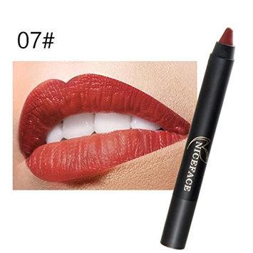 Women Lip Gloss, Inkach Chic Girls Lipstick Pen Waterproof Hydrating Long Lasting Lipgloss Makeup Gadget