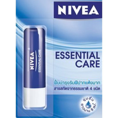 Nivea moisturiser lip care