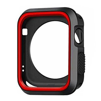 HP95(TM) Double Color Ultra-Slim Protected Case Cover For Apple Watch Series 1/2 42mm