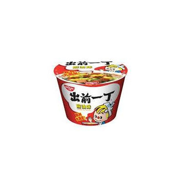 Nissin Demae Ramen Noodle Bowl, Sesame Oil Pack of 12