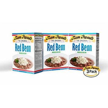 Mam Papaul's Red Bean Seasoning Mix 3pk