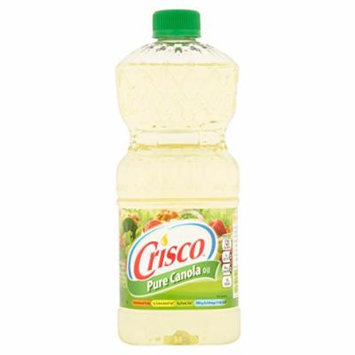 Crisco, Pure Canola Oil (2 Pack)