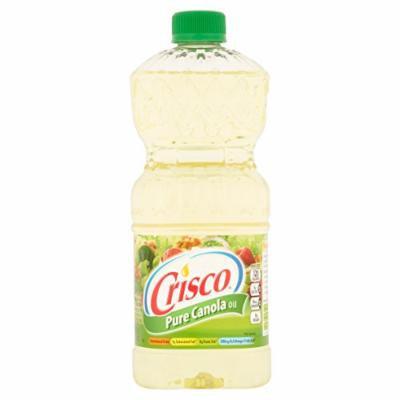 Crisco, Pure Canola Oil (2 Pack)