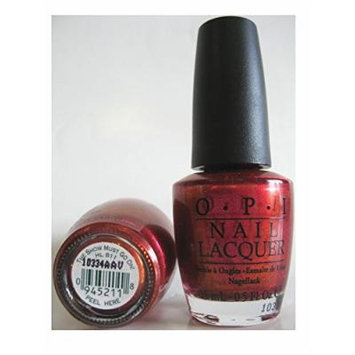 Nail Polish - Classic Color - HL B11 - THE SHOW MUST GO ON! each.