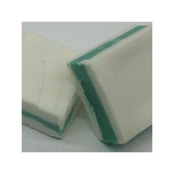 Spokandy White Chocolate Mints 3 ounce
