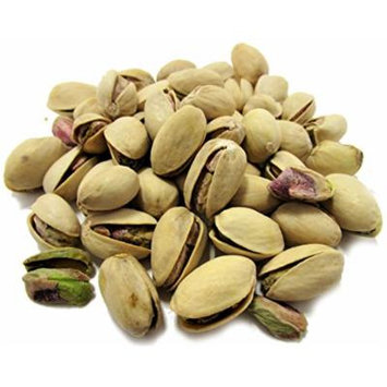 Pistachios Roasted Unsalted by Its Delish, 5 lbs