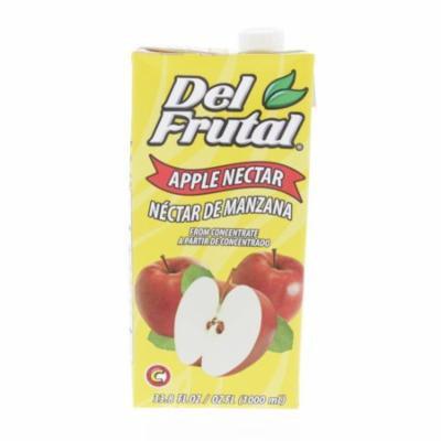 Del Frutal Apple Nectar Concentrate 1000ml - Concentrado de jugo de manzanna (Pack of 3)