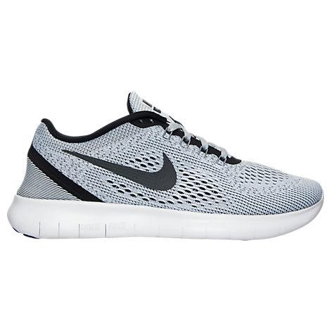Women's Nike 'Free 5.0' Running Shoe, Size 8 M - White