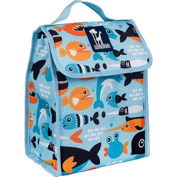 Wildkin Munch n Lunch Bag Big Fish - Wildkin Travel Coolers