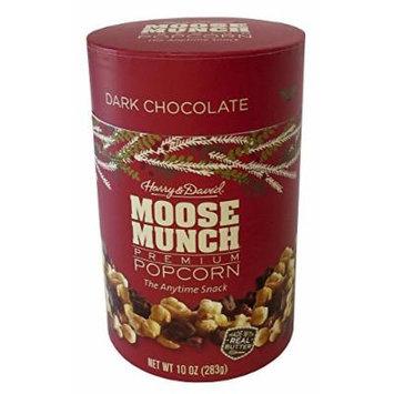 Harry & David Moose Munch Premium Popcorn Dark Chocolate