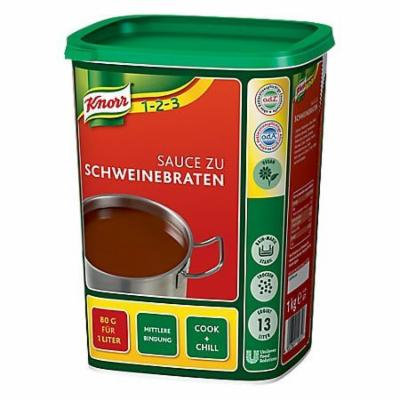 Knorr Sauce for Roast Pork 1 kg