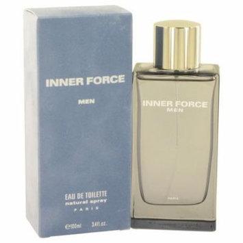 Inner Force by Glenn PerriEau De Toilette Spray 3.4 oz