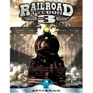 SOLD-OUT SOFTWARE 4290RAILROAD TYCOON 3