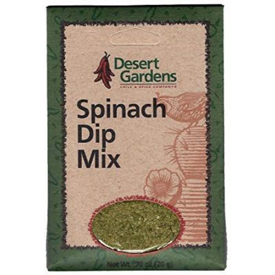 Desert Gardens Spinach Dip Mix (Pack of 4)