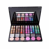 Professional Women Makeup Palette Kit Cosmetics 78 Colors Eyeshadow Palette Kit MAEHE