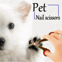 Pet Dog Cat Grooming Nail Toe Claw Clippers Scissors Trimmer Groomer Cutter Hair Cut