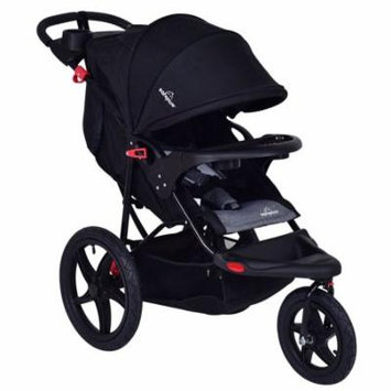 Foldable Lightweight All-terrain Baby Stroller w/ Cup Phone Holder
