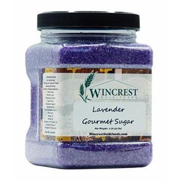 Extra Large Gourmet Sanding Sugar (Lavender)