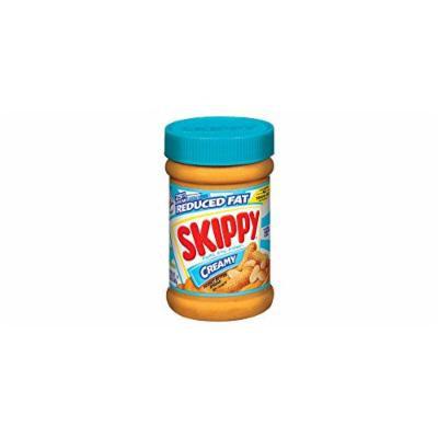 Skippy Peanut Butter, Reduced Fat Creamy, 16.3-Ounce Jar ( 2 PACK )