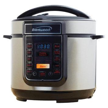 Brentwood Appliances EPC-526 ELECTRIC PRESSURE COOKER 5QT