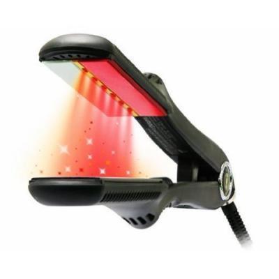 CROC Turboion Infrared Digital Ceramic Flat Hair Iron Straightener