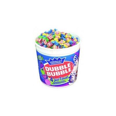 Dubble Bubble Assorted Twist Tub, 300 Pieces