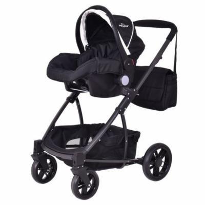 3 In1 Foldable Baby Kids Travel Stroller